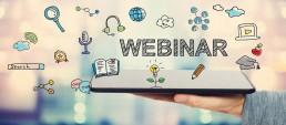 Webinar banner - join one of our regular webinars